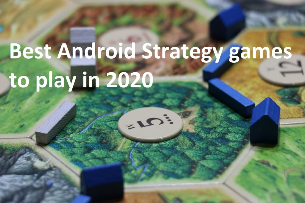 Best strategy games to play in 2021